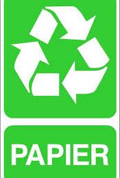 Collecte et recyclage de papier ce samedi 7 octobre de 11h à 12h