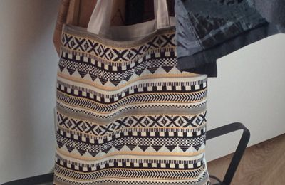 Tote bag revisité