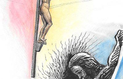 Le Christ nu de Michelangelo à la basilique Santo Spirito