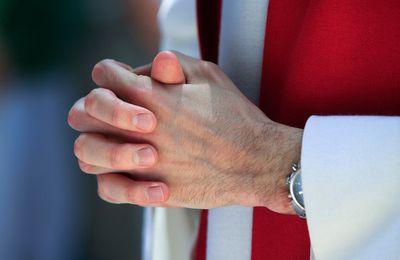 Notre Eglise manque d'humilité, à chacun de nous de faire œuvre d'humilité au cœur de notre quotidien