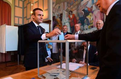 Législatives 2017 au second tour, résultats définitifs en % et sièges