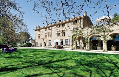 Pierre Gattaz s'offre le château de Sannes dans le Lubéron pour 11 millions d'euros