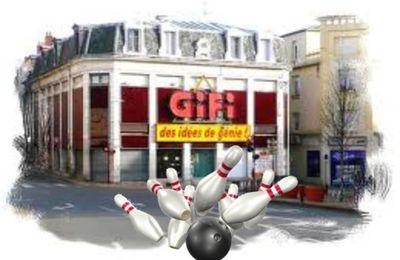 Pour relancer l'activité de loisirs, l'ex-Gifi sera démoli à coups de boules de bowling !