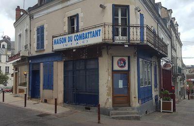 La Maison des Combattants rue Joffre a déménagé... rue Joffre !