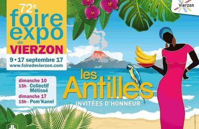 Foire-expo : ah, les célèbres Antilles du Berry !