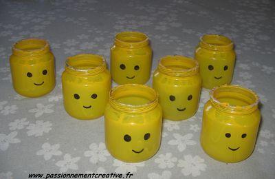 """Pots """"Légo"""""""