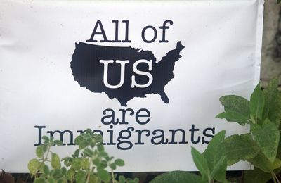 All of US are immigrants!
