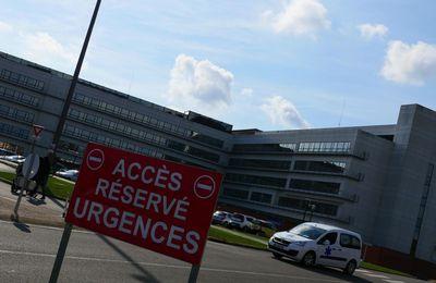 Les urgences en grève ce jeudi 21/09 au CH de Cambrai :