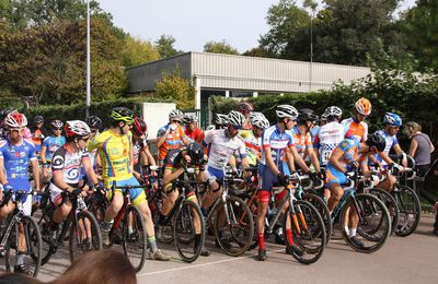 COGNAC. CYCLO-CROSS  Seniors-Juniors-Cadets