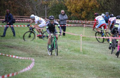 SAINTES.CYCLO-CROSS  SENIORS