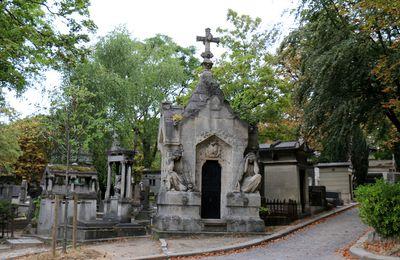 Chapelle aux pleureuses, cimetière du Père Lachaise