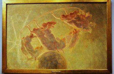 Gaetano Previati, la Danse des Heures