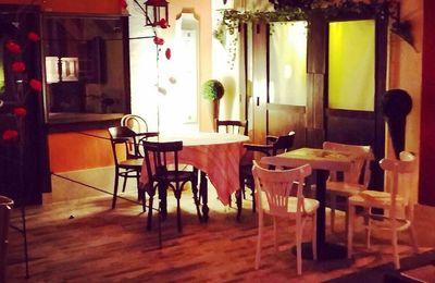 """""""Danielle"""" mon restaurant """"Coup de Cœur"""" à Saint Domingue."""