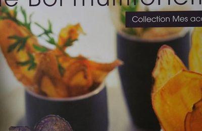 Mon nouveau robot et livre Cooking Chef Gourmand via Lionshome