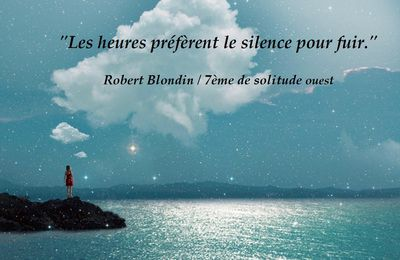 Le silence danse...