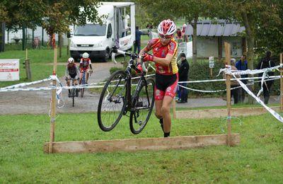 Sélection d'Eure et Loir pour le stage régional de cyclo-cross à Aubigny sur Nere (18) le 25/10/17