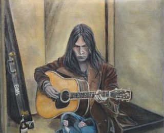 Neil Young rythmique and harmonic style