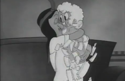 Porky's hero agency (Bob Clampett, 1937)