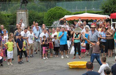 Masquières : Le village prépare sa fête !!!