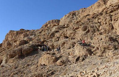 Découverte en Israël d'une grotte ayant abrité « les plus anciens manuscrits connus » de l'Ancien Testament