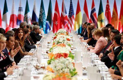La réunion du G-20 qui s'est tenu du 7 au 9 juillet 2017 à Hambourg a montré l'éclatement actuel des relations internationales