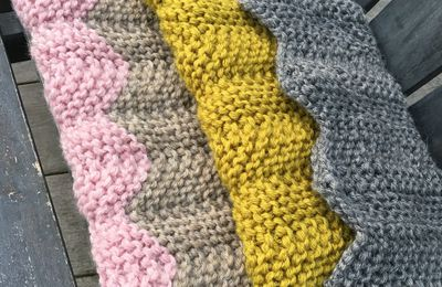 Coline's Baby Blanket