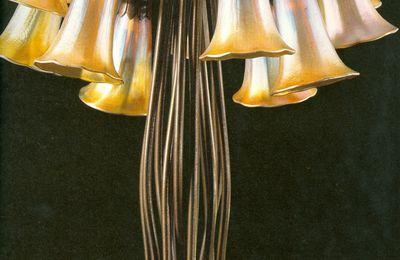 Le verre Art nouveau selon Louis C. Tiffany