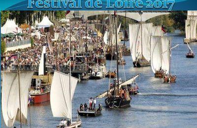 Festival de Loire et journées du patrimoine 2017