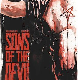 Sons of the devil tome 1 de Brian Buccellato et Tony Infante chez Glénat.