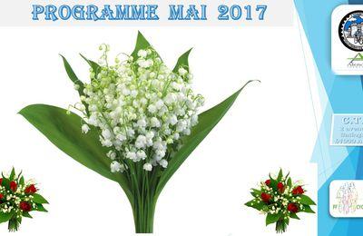 PROGRAMME MAI 2017