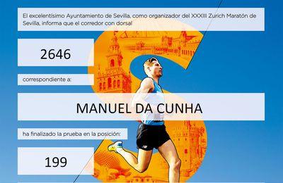 Marathon de Séville 2017