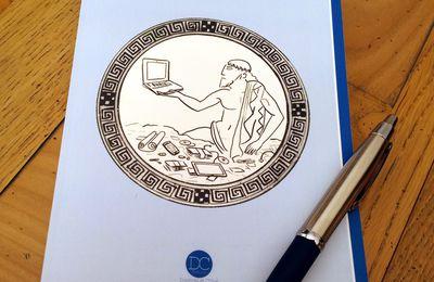 """Romel """" Electre 21 """" Editions Daphnis et Chloé"""