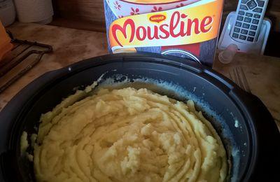 Quand je fais de la purée Mousline......