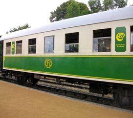 """"""" Le TRAIN """" par Roger MAHE"""