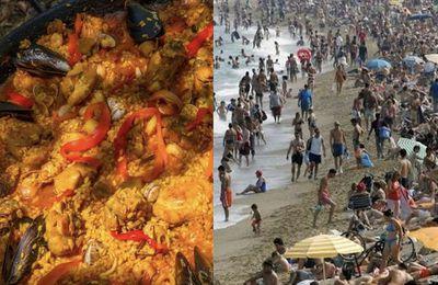 """Tourisme """"paella"""""""