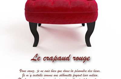 Le crapaud rouge...