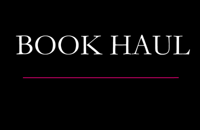 Book haul : Salon du livre de Blégny-Mine + autres achats.