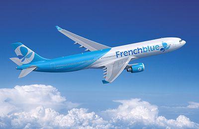 French Blue desservira Tahiti en 2018