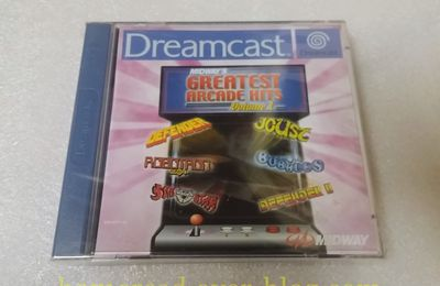 (Dreamcast) Midway's Greatest Arcade Hits Volume 1