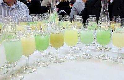La couleur de l'absinthe