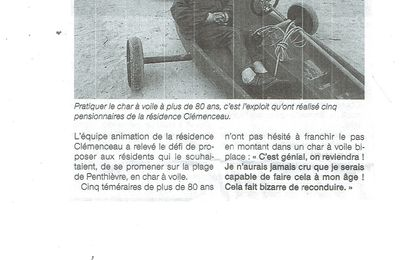 Article du Ouest France