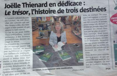 article Le Trésor Var matin