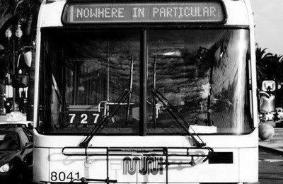 Ma place dans le bus