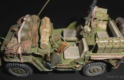 Jeep Willy's Italeri 1/35