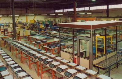 1972: quand on inaugurait la première usine française d'appareils de pesage