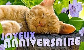 bon anniversaire Violette