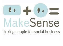 un entrepreneur social, un défi, une communauté d'aides: MakeSense