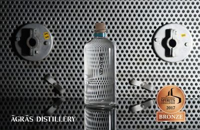 Ägräs Distillery Goes International