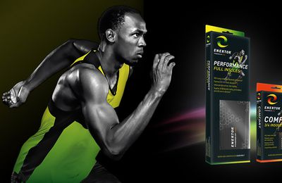Enertor: Revolutionary Insoles in Which Usain Bolt Invested