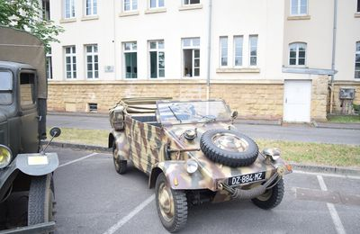 PHOTOS d une KUBELWAGEN